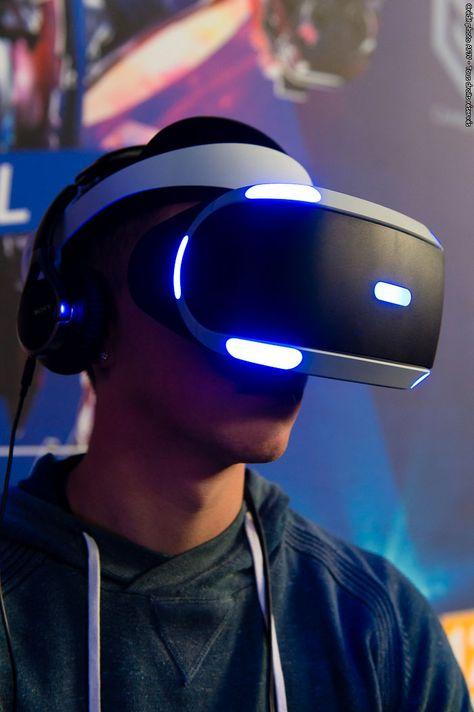 Testez gratuitement le PlayStation VR près de chez vous - Le premier d'entre eux…