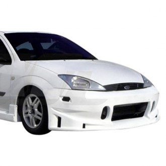 Ait Racing Bc Style Fiberglass Front Bumper Cover Unpainted Ford Focus Bumpers Ford