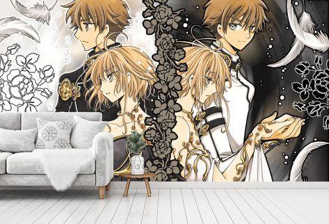 3D Wallpaper Tsubasa Reservoir Chronicle 228 Anime Wall Murals Wallpaper Mural Wall Mural Wall Murals Removable Wallpaper