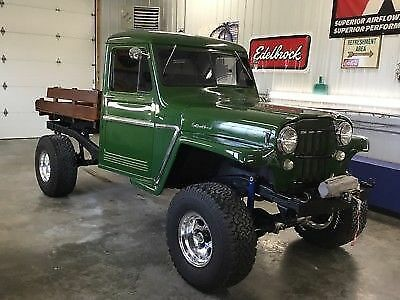 1959 Willys Pickup Truck Old Trucks For Sale Vintage Classic