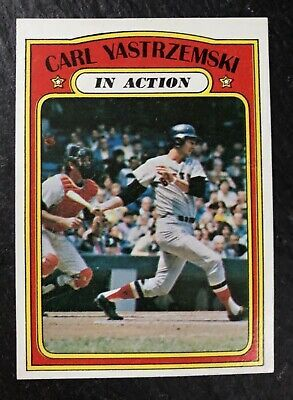 Pin By Anthony Mulieri On Topps Baseball Cards Baseball Cards Carl Yastrzemski Baseball Cards For Sale