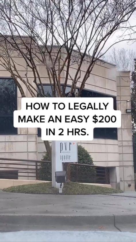 How to make $200 in 2 hours