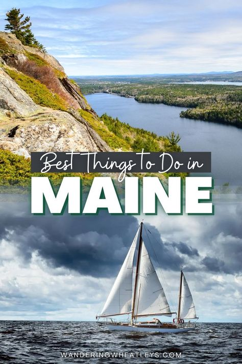 Best Things to do in Maine