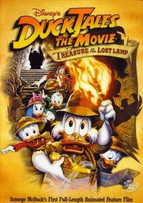 Ducktales The Movie Treasure Of The Lost Lamp Poster Catedral