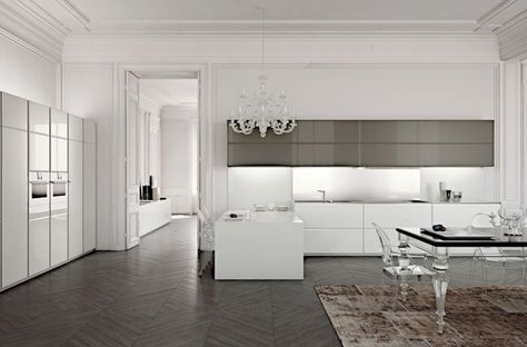 Cucine Moderne Scic.Cucina Conchiglia Scic Cucine D Italia Kitchen