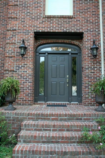 Choosing a Color for your Front Door, Part 2: Subdued Hues — ColorMoxie