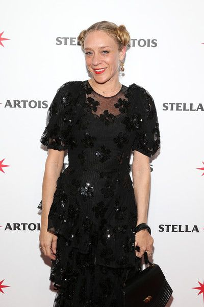 Actor Chloe Sevigny attends the 'Lizzie' cast party in Cafe Artois during the Sundance Film Festival.