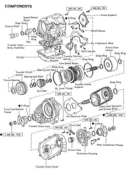 Toyota A340h Atsg Automatic Transmission Service Group Pdf Free Online In The Co Transmission Service Automatic Transmission Service Automatic Transmission