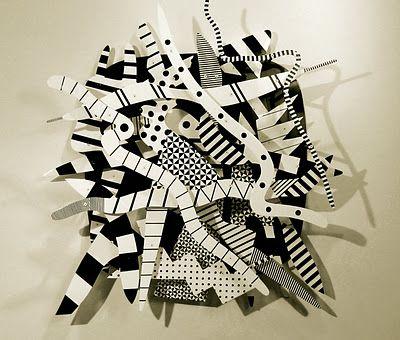 AAW 3D ART: Abstract Relief Sculpture