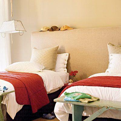 Oversized Headboards Shared Bedrooms Home Bedroom Decor