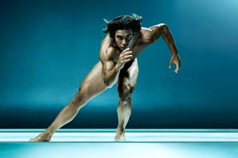 Apolo Ohno (ESPN Magazine 2011 Body Issue)