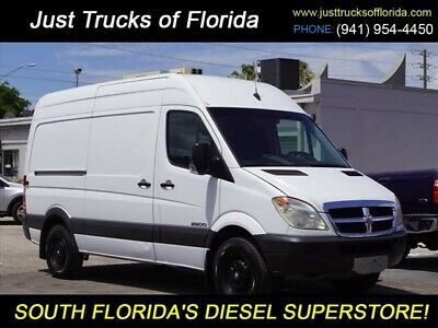 Ebay Advertisement 2007 Dodge Sprinter Cargo 2500 2007 Dodge
