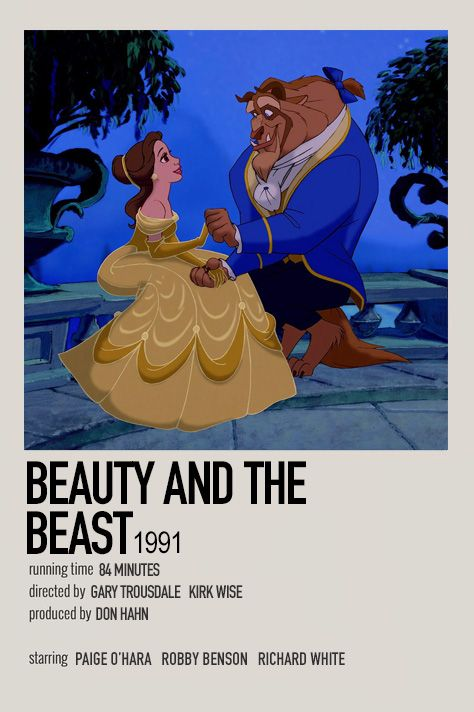 Beauty and the Beast (1991) by Jessi