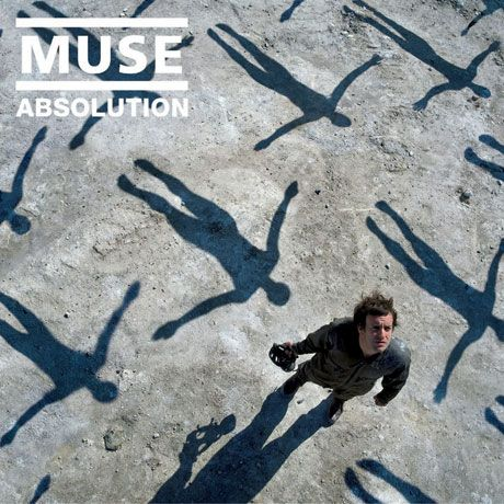 Muse ~ Absolution (2003) [album cover designed by Storm Thorgerson]