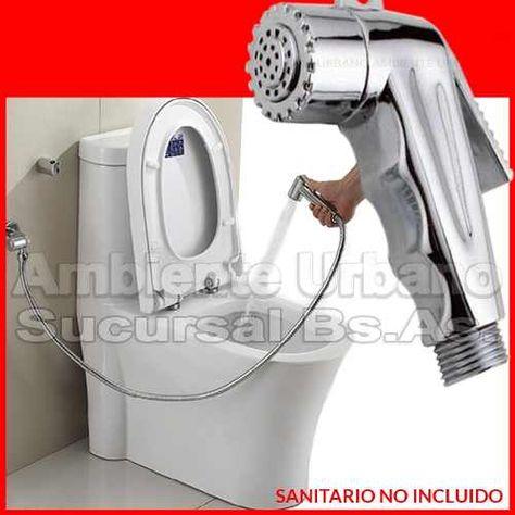 Water Con Bidet Incluido.Bidet De Mano C Corte P Duchas Inodoro Bidematic Duchador
