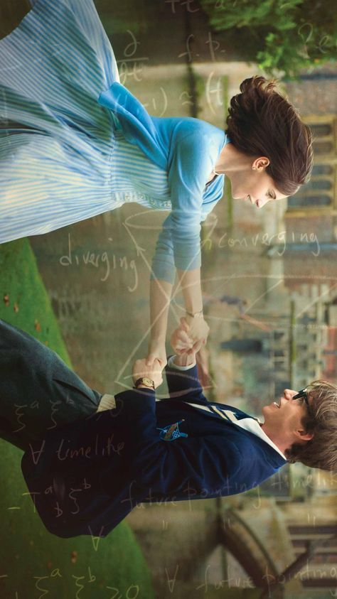 The Theory of Everything (2014) Phone Wallpaper | Moviemania