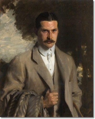 John Singer Sargent (American, 1856-1925),John Ridgely Carter. Oil on canvas,85.1 x 67.3cm.