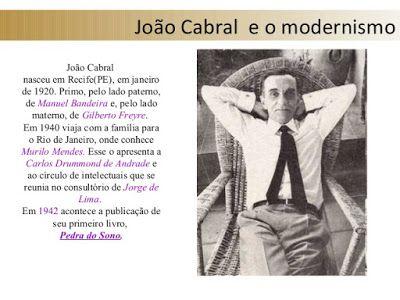 Sos Aulas Particulares Joao Cabral De Melo Neto Netos