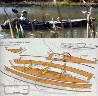 9 best sneak box images on Pinterest | Duck boat, Boat plans and ...