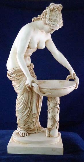 Image Result For Hestia Greek Goddess Formline Statue Greek Art