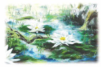 Kartki Okolicznosciowe Art Painting