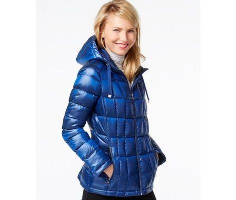 Sanderso Mens Lightweight Packable Hooded Down Jacket Lightweight Winter Puffer Coat Outerwear