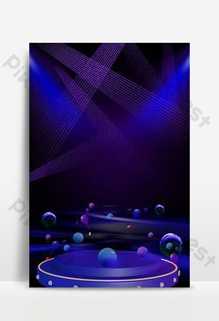 Simple 3d Scene Promotion Background Backgrounds Psd Free Download Pikbest Background Design Psd Background Templates