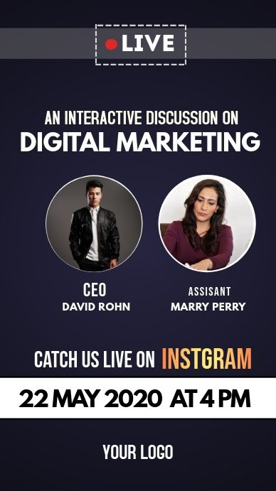 digital marketing instagram Story