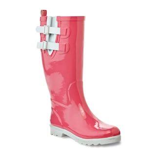 Water-Resistant Rain Boots