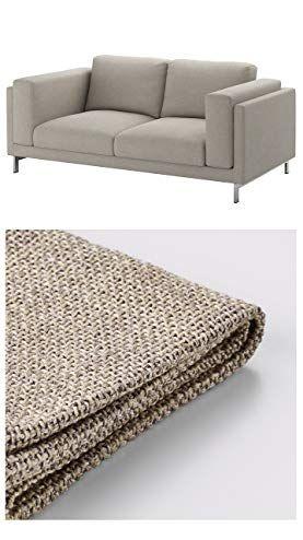 Surprising Ikea Nockeby Cover Slipcover Set Only Tena Light Gray Lamtechconsult Wood Chair Design Ideas Lamtechconsultcom