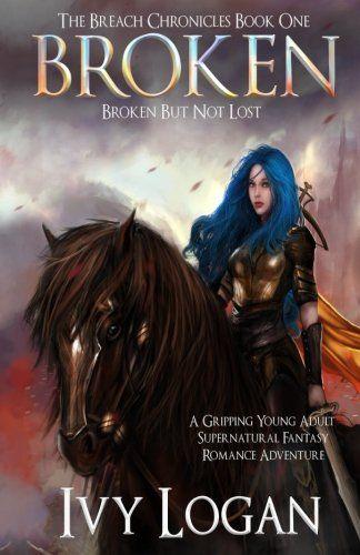 Book review of Broken | Romance Books | Fantasy books, Romance books