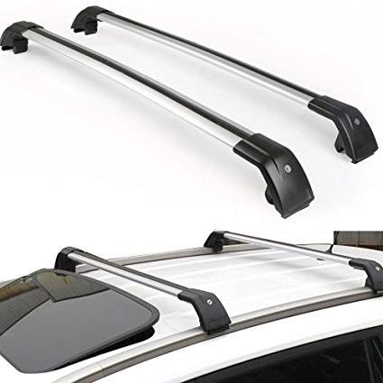Roof Rack For Hyundai All New Tucson 2016 2017 Baggage Luggage Roof Rack Rail Cross Bar Crossbar Review Roof Rack Mitsubishi Outlander Roof Rails