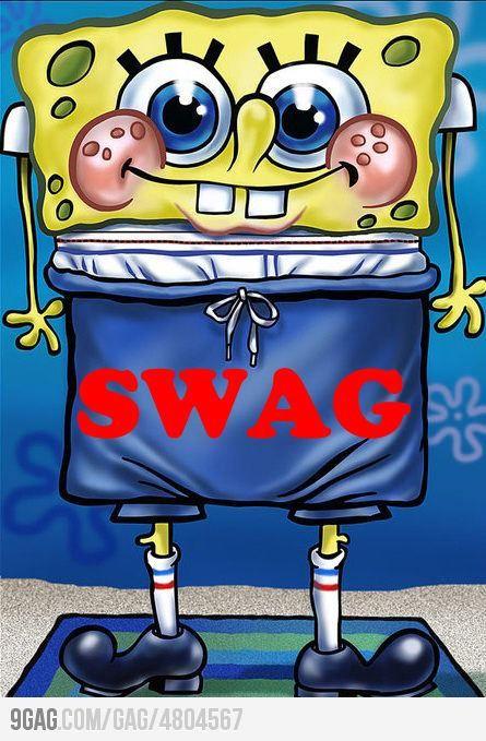 SpongeBob SwagPants - Funny
