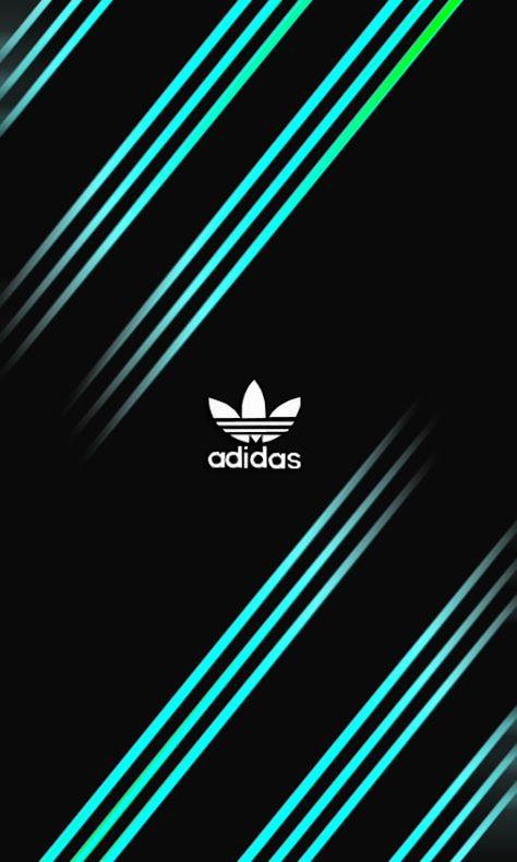 Adidas Iphone Wallpaper Wallpapersafari All Wallpapers V 2019 G