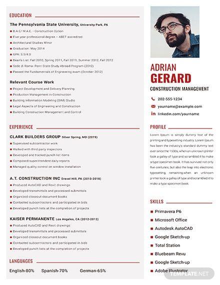 Free Creative Resume Templates Template Amp Beautiful Download Hongkiat Free Resume Template Word Free Resume Template Download Resume Template Word