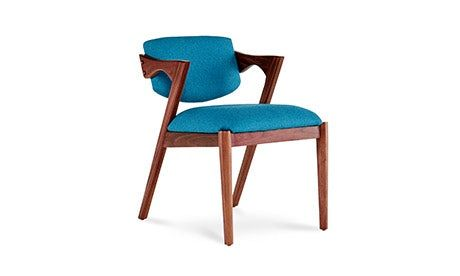Super Dining Chairs Modern Mid Century Dining Chairs Joybird Dailytribune Chair Design For Home Dailytribuneorg