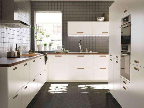 Cucine Moderne Ikea Foto.Cucine Ikea 2018 Nouvelle Construction Nel 2019 Cucina