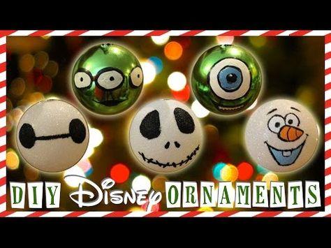 Diy Jack Skellington Christmas Ornaments Super Easy To Make