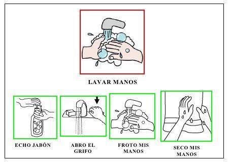 apprentissage enseignement Pecs Children/'s brossage des dents Guide autisme