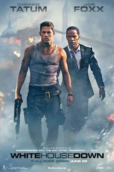 White House Down, 2013 - This was a typical story, but the action and drama were excellent. Good Movie!
