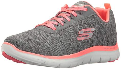 899a4bfa6ac7 Skechers Sport Women s Flex Appeal 2.0 Fashion Sneaker
