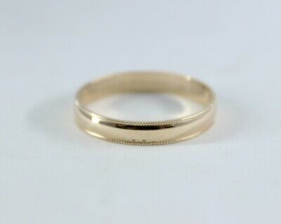Ebay Advertisement 10 K Yellow Gold Men S Wedding Band Size 10 Mens Wedding Band Sizes Mens Wedding Bands Mens Yellow Gold Wedding Bands