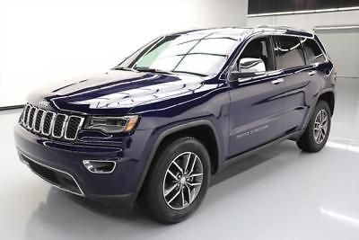 Ebay 2017 Jeep Grand Cherokee Limited Sport Utility 4 Door 2017 Jeep Grand Jeep Grand Cherokee Jeep Grand Cherokee Limited 2017 Jeep Grand Cherokee