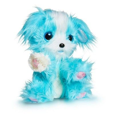 Little Live Scruff A Luvs Real Rescue Electronic Pet Blue