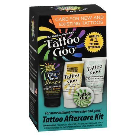 The Original Tattoo Goo Tattoo Aftercare Kit In 2020 Tattoo Goo Tattoo Aftercare Original Tattoos