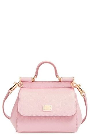 Dolce   Gabbana Miss Sicily Small Leather Shoulder Bag ( 1 97004305535a5