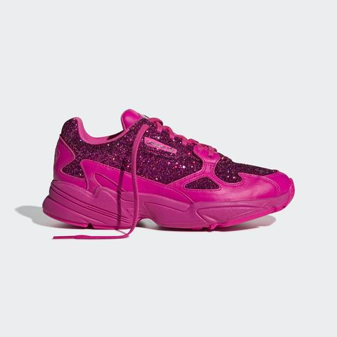 Adidas Falcon rose BD8077 | Chaussure