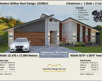 418m2 4503 Sq Foot 5 Bed Flat 4 Plus Study Home Design 5 Bed Home Home Plans Modern 5 Bedroom Home Plans Courtyard Home In 2020 4 Bedroom House Plans Australian House Plans Home Design Floor Plans