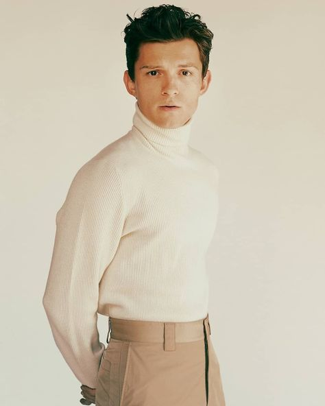 #NEW | Amoher one! He looks so good with turtleneck omg @tomholland2013  | #TomHolland.tomhollandig is sharing instagram posts and you can see  pictures video posts and on this media post page.