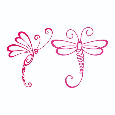 Dragonfly Clipart, Dragonfly Images, Dragonfly Wall Art, Dragonfly Tattoo, Apex Embroidery, Hand Embroidery Patterns, Paper Flowers Craft, Flower Crafts, Celtic Tattoos
